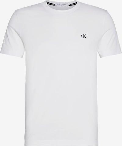 Tricou 'Essential' Calvin Klein Jeans pe alb, Vizualizare produs