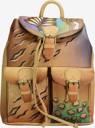 GREENLAND Rucksack in mischfarben, Produktansicht