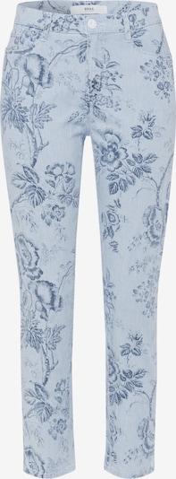 BRAX Jeans 'Mary' in de kleur Lichtblauw / Donkerblauw, Productweergave