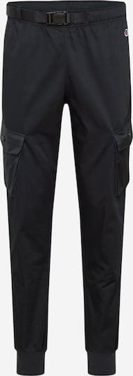 Champion Authentic Athletic Apparel Kargo hlače | črna barva, Prikaz izdelka