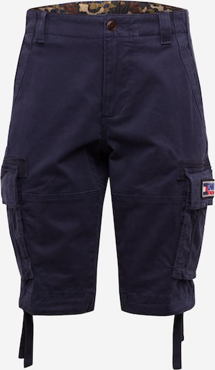 Tommy Jeans Shorts 'TJM SOLID CARGO SHORT' in navy, Produktansicht
