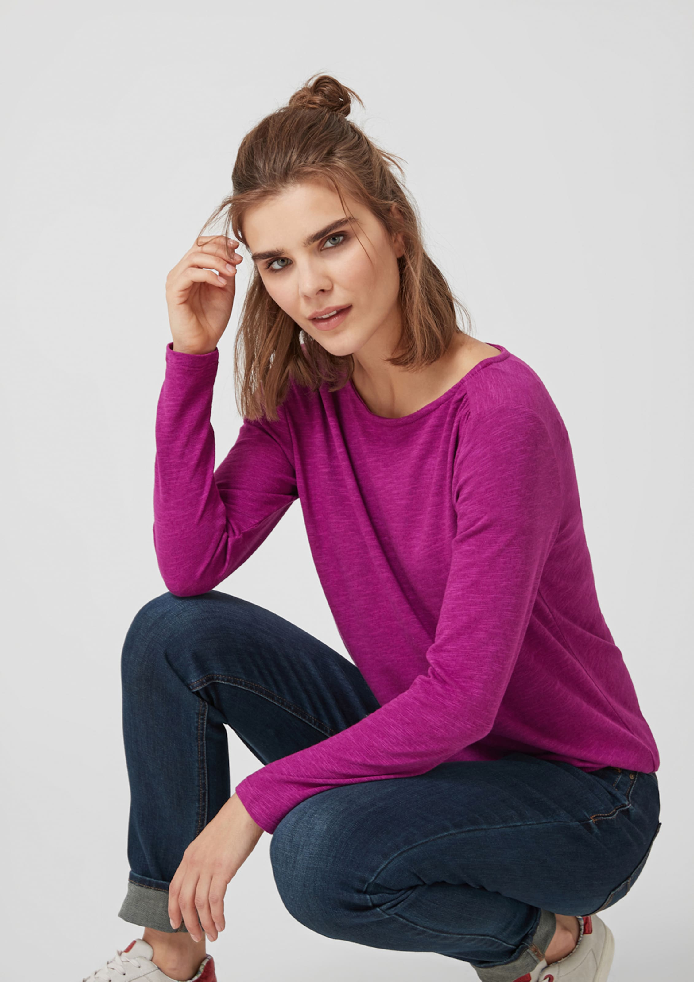 In oliver S S oliver oliver Pink Pink In Shirt S Shirt nk8wP0OX