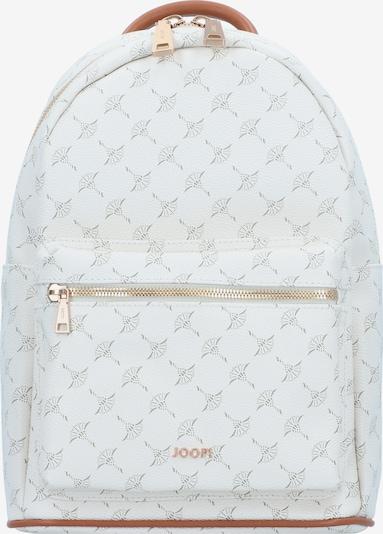 JOOP! Rucksack in braun / weiß, Produktansicht