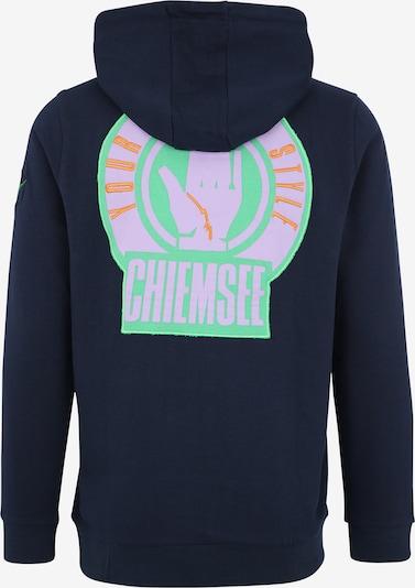 Sportinis džemperis iš CHIEMSEE , spalva - tamsiai mėlyna: Vaizdas iš galinės pusės