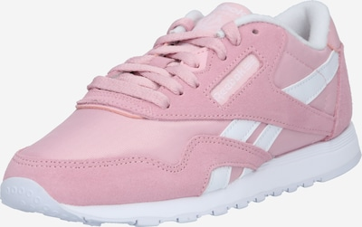 Reebok Classics Sneakers in Dusky pink / White, Item view