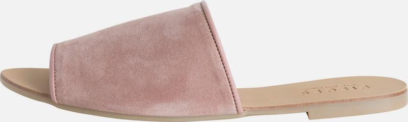 PIECES Hohe Pantolette Verschleißfeste billige Schuhe Hohe PIECES Qualität 77d411