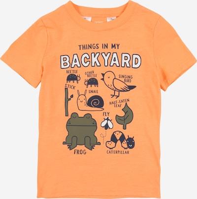 Carter's Shirt 'Midtier' in orange, Produktansicht