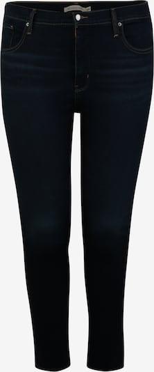 Levi's® Plus Jeans '311PLSHAPINGSKINNYLON DONNIGHTSPLUS' in blue denim, Produktansicht
