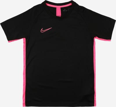 NIKE Funkční tričko 'Academy' - pink / černá, Produkt