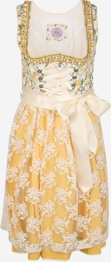 MARJO Dirndl 'Madara' in Yellow / Mixed colours, Item view