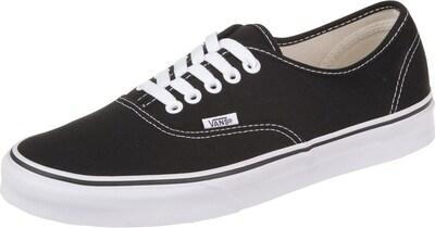 VANS Sneaker Authentic in schwarz / weiß, Produktansicht