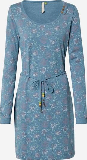 Ragwear Kleid 'PELIADA' in rauchblau, Produktansicht