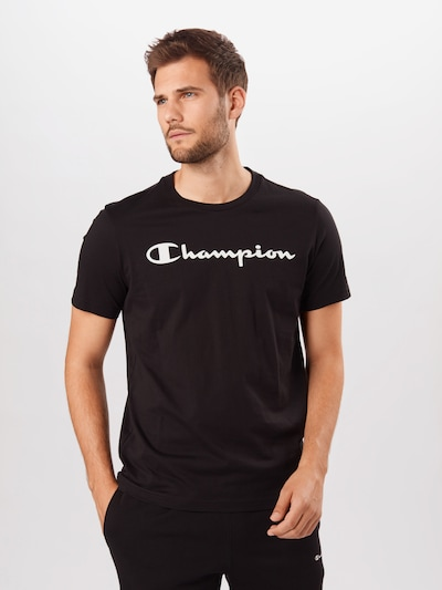 Champion Authentic Athletic Apparel Särk must / valge, Modellivaade