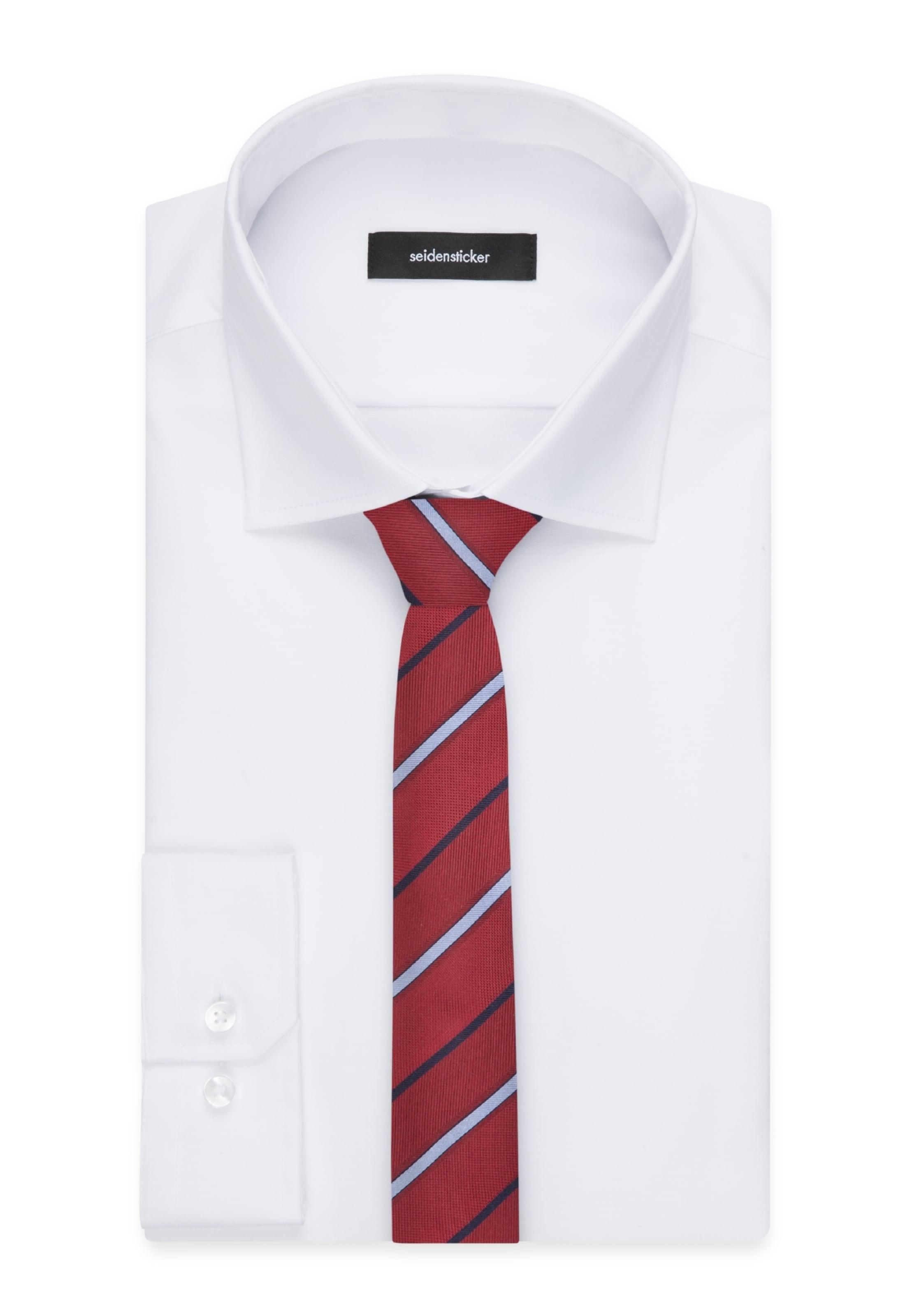 Freies Verschiffen In Deutschland SEIDENSTICKER Krawatte 'Slim' Großhandelspreis Günstig Online WwCijtG