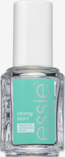 essie Unterlack in transparent, Produktansicht