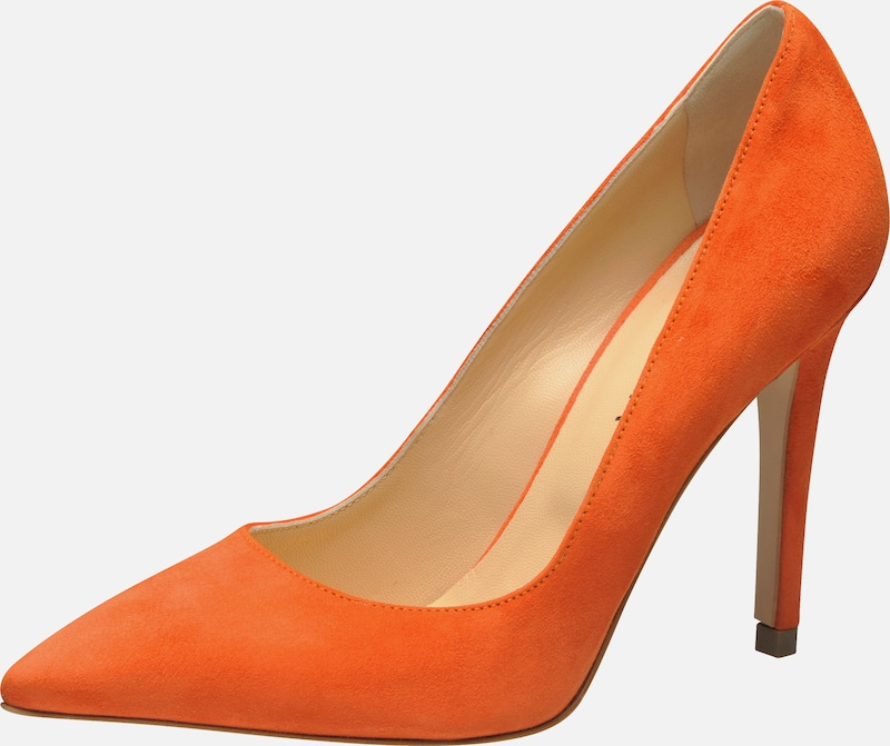 Evita Evita Sinaasappel Pumps In Pumps X1vqxvf