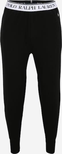 POLO RALPH LAUREN Hose in schwarz / weiß, Produktansicht