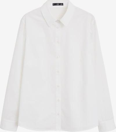 MANGO Blouse 'CAMISA SOFIA' in de kleur Wit, Productweergave
