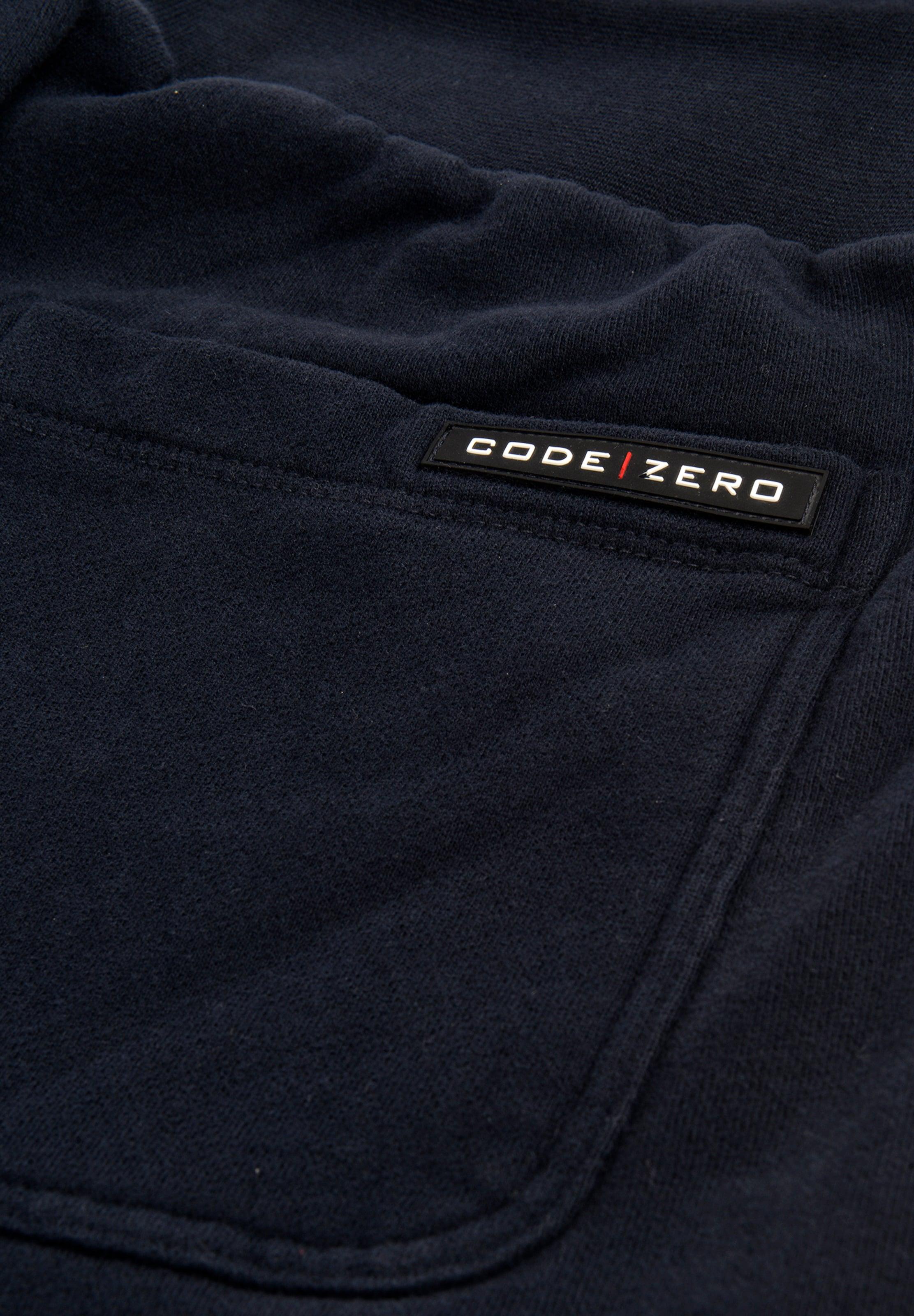 Code NavyWeiß Sweathose 'inboard' In zero odeCrxB