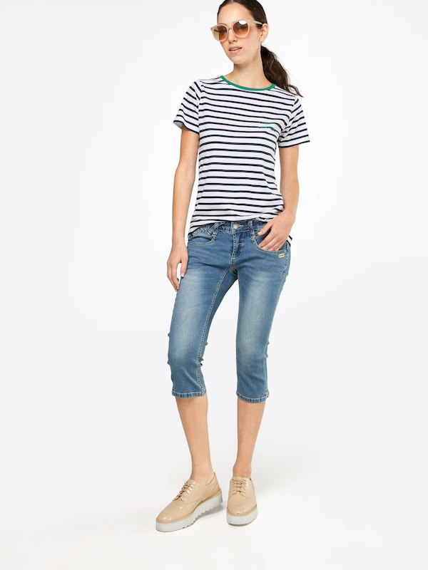 Bleu Jean 4Blue Gang Stretch' 3 En 'nena Denim n0Nmv8w