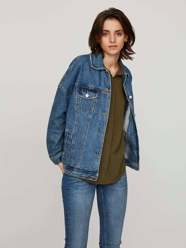Vero Mode Jeans-jacke