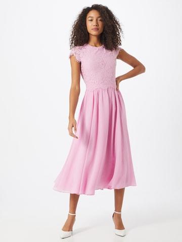 IVY & OAK Cocktail Dress in Pink