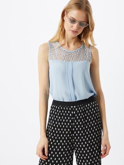ONLY Top 'venice' in blau, Modelansicht