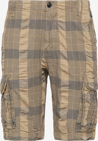 Petrol Industries Shorts in beige, Produktansicht