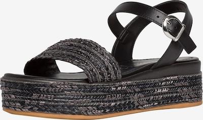 MARCO TOZZI Sandale in schwarz, Produktansicht