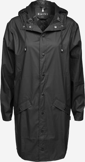RAINS Prehoden plašč | črna barva, Prikaz izdelka