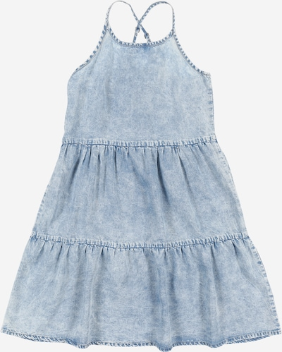 KIDS ONLY Kleid 'KONCARLY' in blue denim, Produktansicht