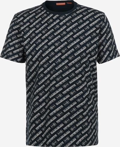 NAPAPIJRI T-Shirt 'Selos' in blau: Frontalansicht