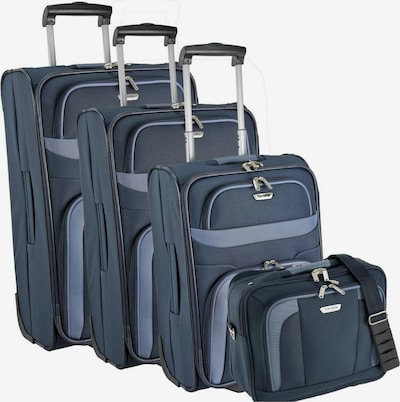 TRAVELITE Kofferset 'Orlando' in de kleur Blauw, Productweergave