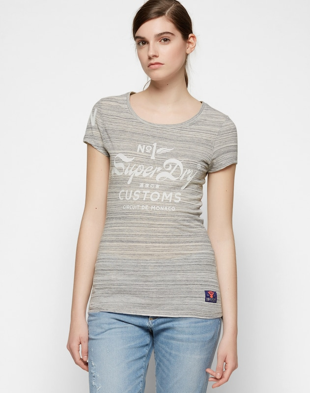 Superdry T-Shirt 'Circuit Tee'