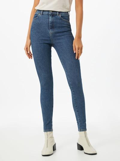 Jeans 'Moxy' Dr. Denim pe albastru închis, Vizualizare model