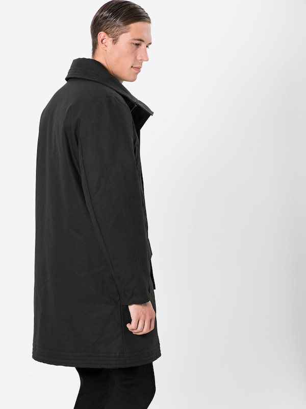 D'hiver Sweden 'contract' Of Noir Manteau Tiger En Yb6yIgvf7