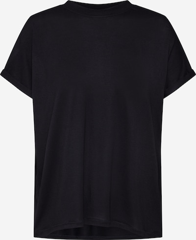 Noisy may T-Shirt 'NOLA' in schwarz, Produktansicht