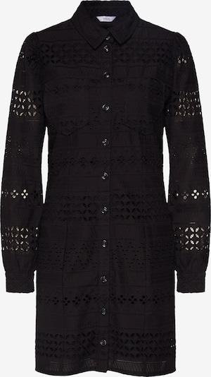 Envii Robe-chemise 'ENCHRIS LS DRESS 6695' en noir, Vue avec produit