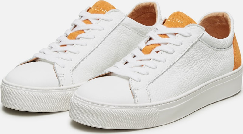 SELECTED FEMME Leder Sneaker