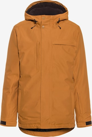 MAUI WOWIE Outdoor jacket 'Recycled' in Brown