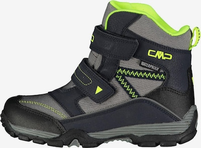 CMP Outdoorschuh 'Pyry WP' in anthrazit / grün, Produktansicht