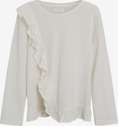 NEXT Langarmshirt in weiß, Produktansicht