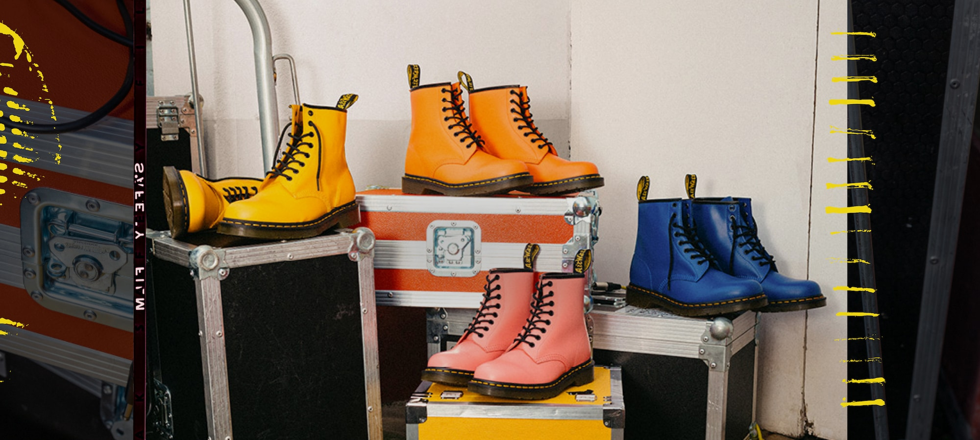 Bring on the new season. Dr. Martens