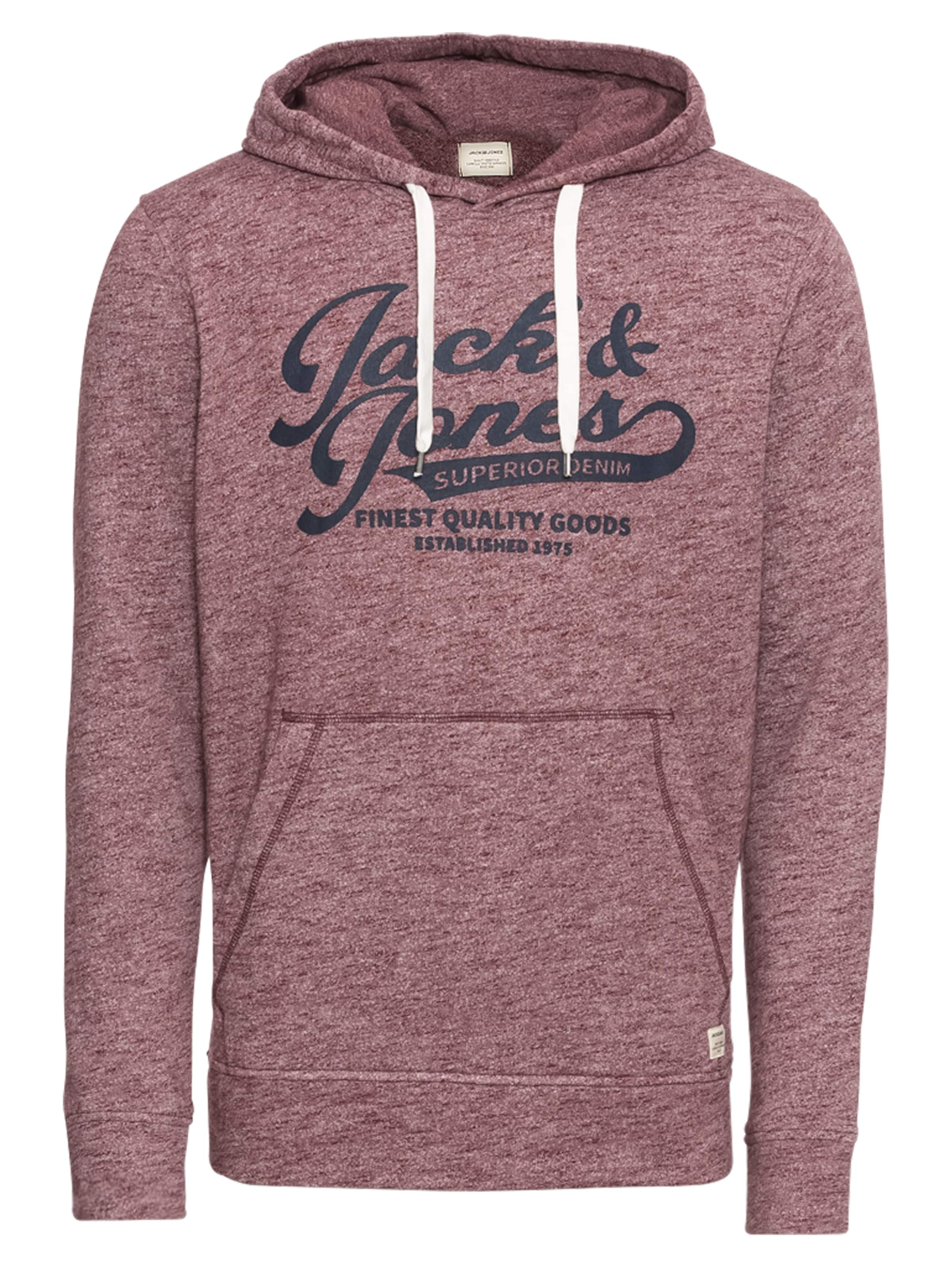 Jones Hoodie In Hoodie Jackamp; In NavyPastellrot Jackamp; Jones H29IEWDY