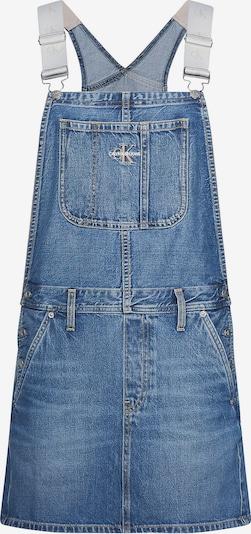 Calvin Klein Jeans Latzrock in blue denim, Produktansicht