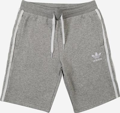 ADIDAS ORIGINALS Pantalon en gris chiné, Vue avec produit