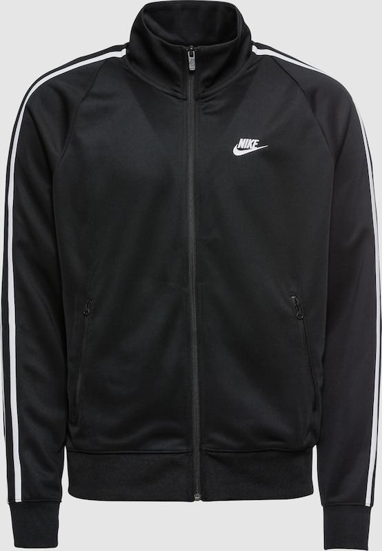 Nike Sportswear Jacke in schwarz  Große Preissenkung