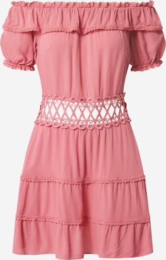 Trendyol Robe en rosé: Vue de face
