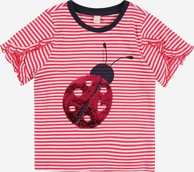 rózsaszín / piros ESPRIT Póló, Termék nézet
