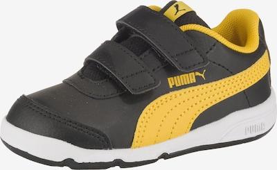 PUMA Sportschuh 'Stepfleex SL VE V' in gelb / schwarz, Produktansicht
